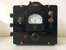 Excellent Collectible Vintage Alternating Current Meter Hickok Model 57 Bakelite