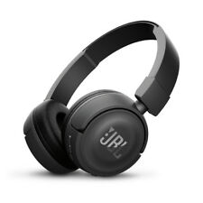 JBL T450BT Wireless on Ear Bluetooth Headphones - Black