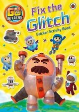 Go Jetters: Fix The Glitch AUTOCOLLANT Cahier d'activités par Go Jetters