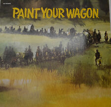 "OST - SOUNDTRACK - PAINT YOUR RANCHERA - NELSON RIDDLE 12"" LP (M164)"