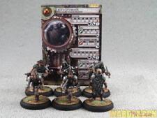 30mm Warmachine WDS painted Mercenaries Croe's Cutthroats c8