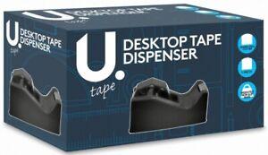 U Tape Large Desktop Tape Dispenser - Upto 24mm Tape