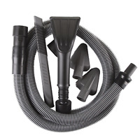 WORKSHOP Wet/Dry Vacs WS12552A 1-1/4-Inch Premium Auto Cleaning Kit Attachments