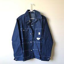 Pointer Brand Vintage Deadstock Denim Chore Coat Size 36