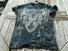 T SHIRT EXTREME COUTURE T S  ETAT CORRECT A 4€ ACH IMM FP red MOND RELAY VOIR