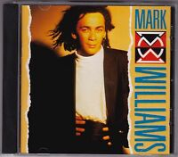 Mark Williams - CD (CBS Albert 4666092 Black & White Face First press 1990)