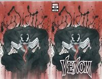 Venom #28 Peach Momoko Virgin Variant and Trade COA Scorpion comics Matching Ed.