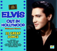 Elvis Collectors CD  - Out In Hollywood Volume 3