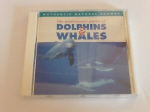the underwater world of dolphins & whales [1994]