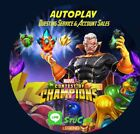 MARVEL CONTEST OF CHAMPIONS  become UNCOLLECTED - Collector's Act 5.2