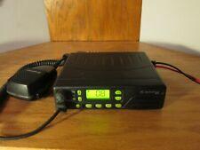 Motorola Gtx 900 Mhz Radio w/Microphone, Antenna