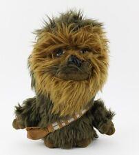 """Star Wars 6.5"""" Chewbacca Plush Stuffed Animal Movie Toy Satchel Bag Chewy"""