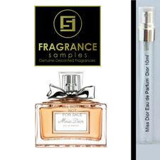 10ml Glass **Jumbo SAMPLE** of Miss Dior  Eau de Parfum Perfume **180 sprays***