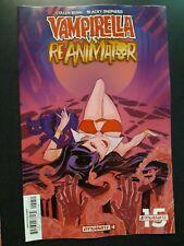 VAMPIRELLA REANIMATOR #4 1:10 Nik Virella Variant Dynamite Comic Book NM 2019