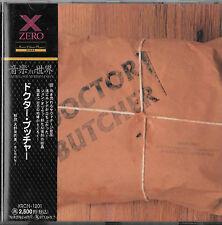 DR. Butcher Doctor Butcher JAPAN CD OBI/xrcn - 1201 Savatage Jon Oliva Pain