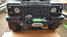 Defender Gullwing winch bumper no lights    LS7813