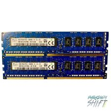 New listing Sk Hynix 8Gb (2x4Gb) Pc3-10600E Ddr3 Ecc Server Memory Ram Hmt351U7Cfr8C-H9