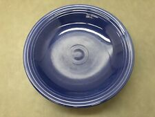 """Original Vintage Fiestaware 12"""" Cobalt Blue Footed Pedestal Fruit Bowl Compote"""