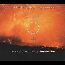 Chill Out in Paris, Vol. 2 by David Visan (CD, Feb-2007, 2 Discs, George V...
