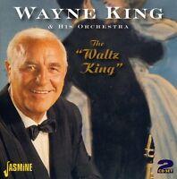 Wayne King - Waltz King [New CD]