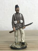 FRANKLIN MINT MARINE ROYAL LIGHT INFANTRY 1900 SOLDIER MILITARY