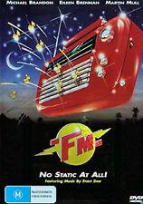 FM - No Static At All! NEW PAL/NTSC Classic DVD John A. Alonzo M. Brandon