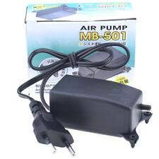 Adjustable Super Silent Oxygen Air Pump 2W Fish Tank Aquarium with EU Plug
