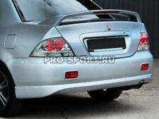 Mitsubishi Lancer 9 2003 2004 2005 2006 2007  rear bumper lip spoiler diffuser