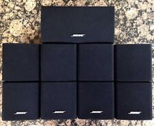 5 Bose **Perfect** Acoustimass Lifestyle Double Cube (DoubleShot) Speakers
