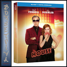 THE HOUSE - Will Ferrell and Amy Poehler *BRAND NEW - REGION FREE*