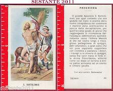 1005 SANTINO HOLY CARD S. SAN BARTOLOMEO ED G MI ED. G MI. 260