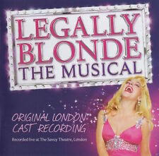 LEGALLY BLONDE - ORIGINAL LONDON CAST - SHERIDAN SMITH / DUNCAN JAMES - CD
