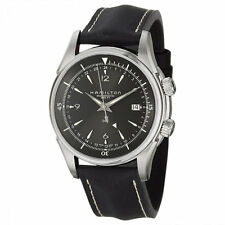 Hamilton Men's Jazzmaster Traveller GMT 2 Swiss Automatic Watch - H32615835