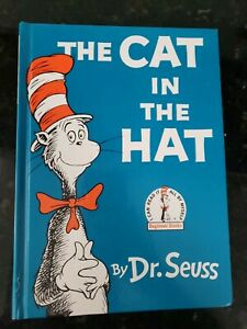 Beginner Books(R) Ser.: The Cat in the Hat by Seuss (1957, Hardcover