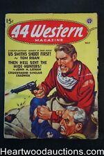 .44 Western May 1947 Harold F. Cruickshank, Joseph Chadwick