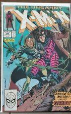 The Uncanny X-Men 266 1st Appearance Gambit