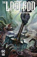 Last God #7 Dc Comics BLACK LABEL COVER A 1ST PRINT