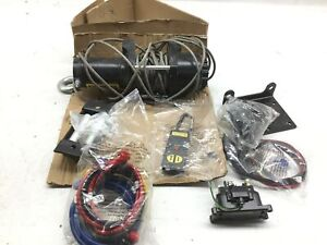 Champion Power Equipment-14560 4500-lb. ATV/UTV Wireless Winch Kit