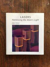 Lasers: Harnessing the Atom's Light by James P. Harbison HC DJ First Ed