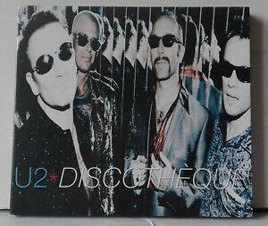 U2 - Discotheque    (Cd  singolo)