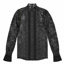 H & M - Camiseta de yoga hm negro Seda