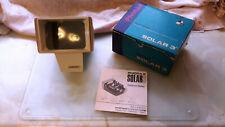 Photax Solar 3 Slide Viewer (inc. Box & Instructions) (No. 5)