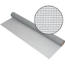 24 inch 100 foot roll Fiberglass Mesh Screen Cloth Wire Grey 18 x 16 mesh