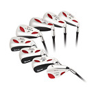 Ram Golf Laser Graphite Hybrid Irons Set 4-SW (8 Clubs) Mens Right Hand