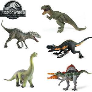Jurrasic World Indominus T-Rex Indoraptor Realistic Dinosaur Model Kids Toy Gift