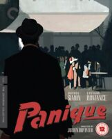 Nuovo Panique - Criterion Collection Blu-Ray (CC2971BDUK)