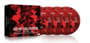 Red Hot Chili Peppers – The Broadcast Collection 1991-1995 4-cd box.