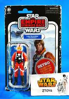 Star Wars Retro Collection💥Luke Skywalker💥Snowspeeder Pilot Figure✅IN STOCK!