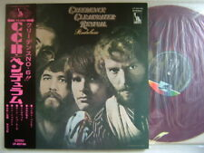 RED VINYL / CCR CREEDENCE CLEARWATER REVIVAL PENDULUM / WITH OBI