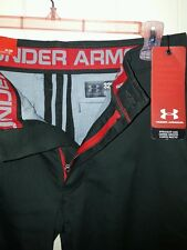 Under Armour Performance Straight Leg Pants: 32×32 (NWT - $79.99) 1241061 357